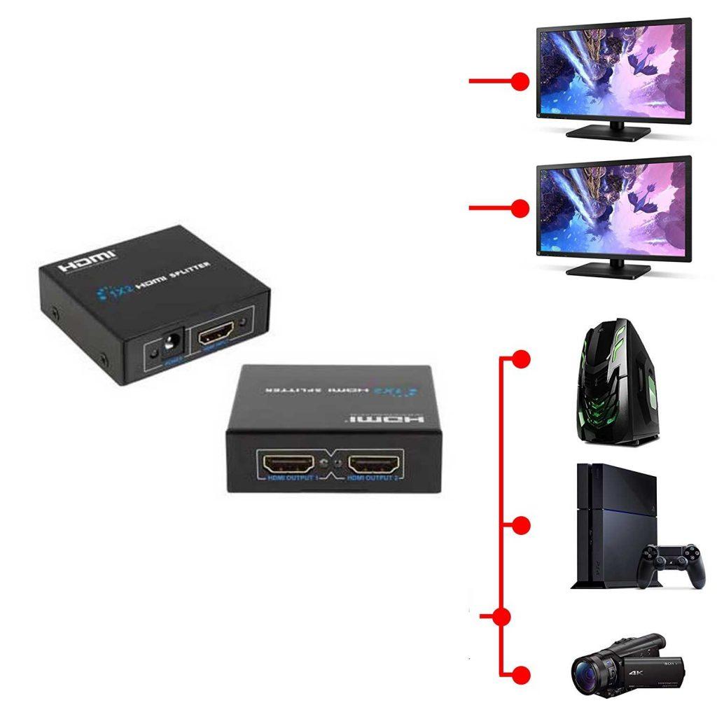 اسپلیتر HDMI
