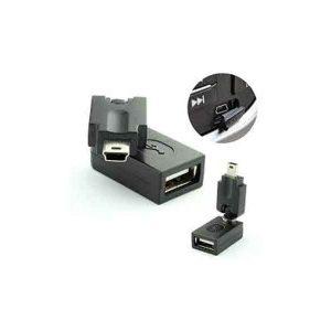 تبدیل یو اس بی به مینی چرخشی-USB to mini USB