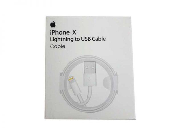 کابل لایتنینگ اورجینال آیفون iphone Lightning Cable | کابل لایتنینگ آیفون | کابل آیفون اورجینال | کابل iphone | کابل lightning آیفون |
