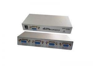 اسپلیتر وی جی ای 4 پورت-VGA Splitter 4 port