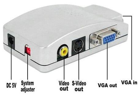 VGA-to-AV
