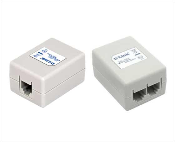 اسپلیتر شبکه دی لینک-Dlink ADSL Splitter