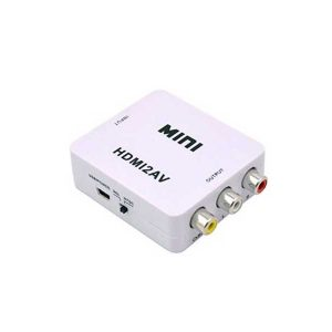 تبدیل HDMI به AV چیست و چه کاربردی دارد ؟