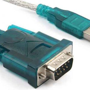 تبدیل یو اس بی به 9 پین-USB to RS232