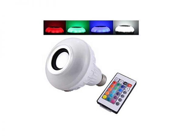 اسپیکر لامپی ریموت دار-LED Speaker with Remote