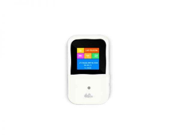 مودم سیم کارت خورGSM Modem 4G+Battery+LCD-4G