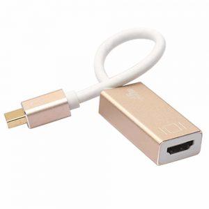 تبدیل مینی دیسپلی پورت به اچ دی ام آی-Mini Display port to HDMI 4K