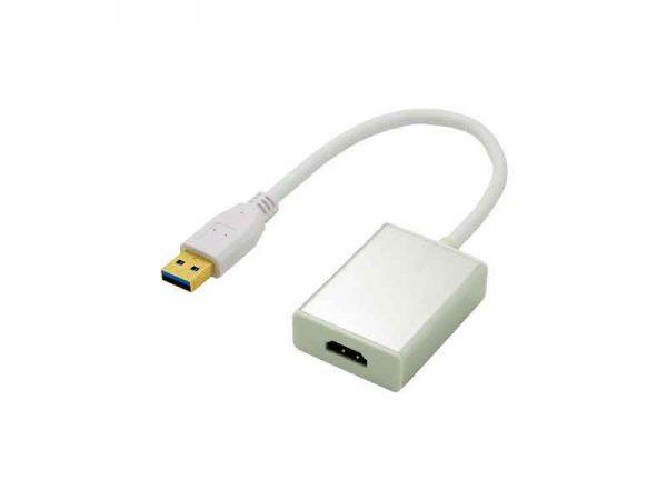 تبدیل USB3.0 به HDMI |تبدیل usb به hdmi | مبدل USB به HDMI |کابل تبدیل usb به hdmi | مبدل hdmi به usb |تبدیل hdmi به usb | تبدیل تصاویر از طریق USB3 | تبدیل اچ دی ام ای به usb |