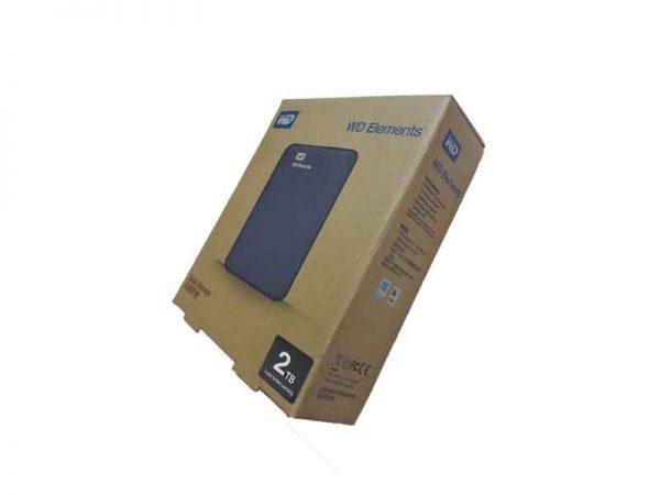 """باکس هارد اکسترنال 2.5 اینچ وسترن دیجیتال-HDD Box 2.5"""" WD"""