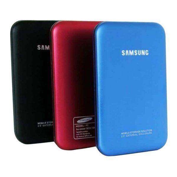 باکس هارد 2.5 اینچ سامسونگ یو اس بی ۳-HDD Box Samsung USB3