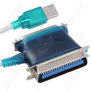 تبدیل یو اس بی به ۲۵ پین و پارالل-USB to 25pin&parallel