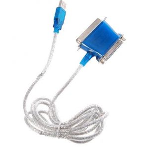 تبدیل یو اس بی به ۲۵ پین و پارالل-USB to 25pin&parallel