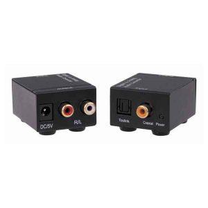 تبدیل صدای دیجیتال به آنالوگ-Digital to Analog Audio Converter