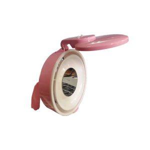 پنکه دستی رومیزی آینه دار-USB Fan Mirror-