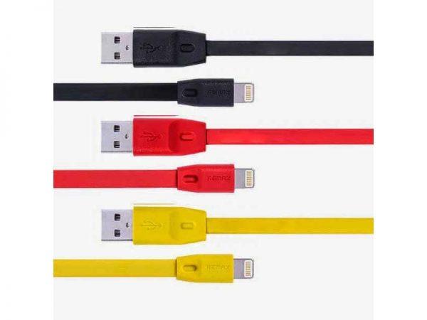 کابل آیفون ۵ ریمکس-Remax iphone5 Cable RC001i