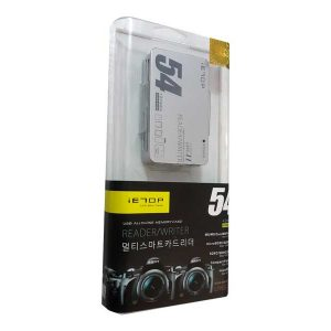 رم ریدر همه کاره-Card reader iE70p USB2.0