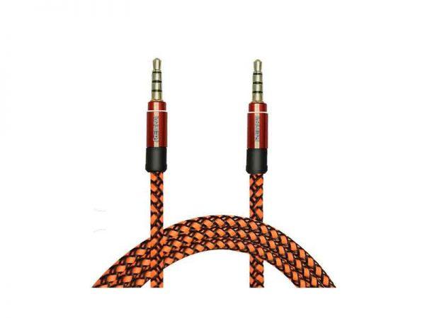 کابل صدا 1.5 متری ریمکس Remax Sound Cable M-M