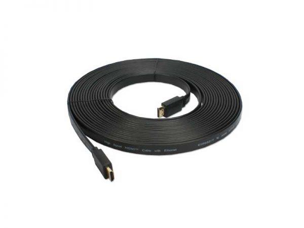 کابل اچ دی ام آی فلت-Flat HDMI Cable enet |