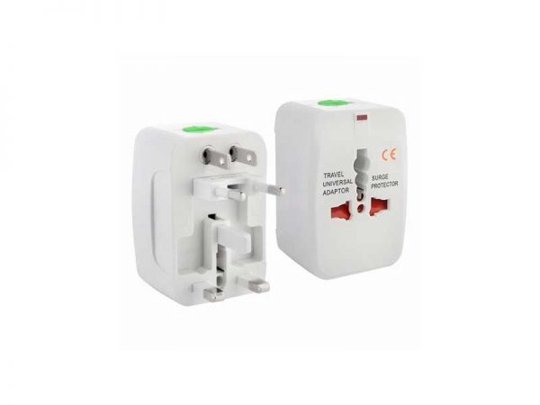 تبدیل برق همه کاره Travel Universal Adapter All in one
