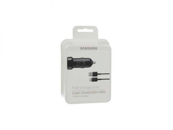 شارژر فندکی سامسونگ تایپ سی Samsung Fast charge Type C