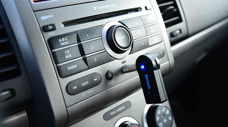 کارکیت بلوتوث خودرو ای نت enet Carkit Bluetooth