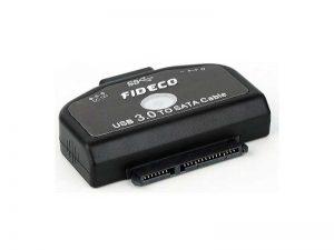 تبدیل ساتا به یو اس بی فیدکو USB 3.0 to SATA Converter FIDECO