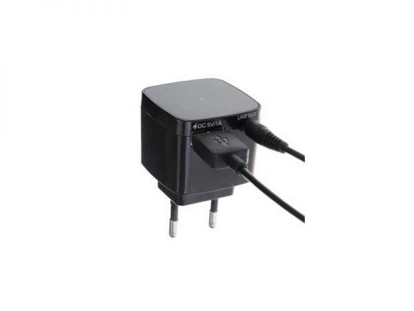 گیرنده بلوتوث ورژن ۳.۰ Bluetooth Audio Receiver BTR108 |