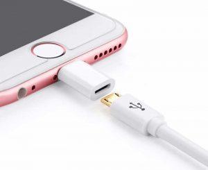 تبدیل-لایتنینگ-آیفون-به-میکرو-یو-اس-بی-Lightning-to-micro-USB