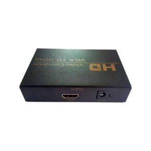 تبدیل-وی-جی-ای-به-اچ-دی-ام-آی-VGA-to-HDMI-Converter-HWH-2058