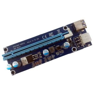رایزر گرافیک 1X به 16X | رایزر گرافیک | تبدیل USB به PCI | رایزر کارت گرافیک | رایزر USB3 | قیمت رایزر گرافیک | خرید رایزر گرافیک |