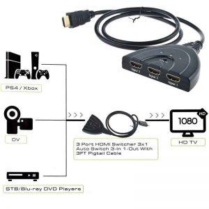 سوییچ-HDMI