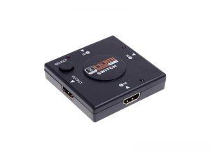سوییچ 3 به 1 HDMI بدون ریموت | سوییچ 3 پورت HDMI | سوئیچ 3 به 1 HDMI بدون ریموت | سوییچ اچ دی ام آی |