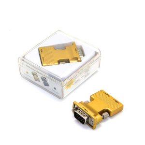 تبدیل-اچ-دی-ام-آی-به-وی-جی-ای-HDMI-to-VGA-Converter