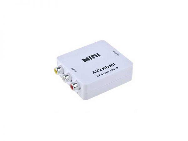 تبدیل-ای-وی-به-اچ-دی-ام-آی-AV-to-HDMI-Converter-mini