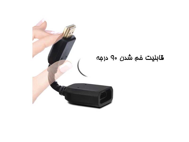 تبدیل 360 درجه HDMI