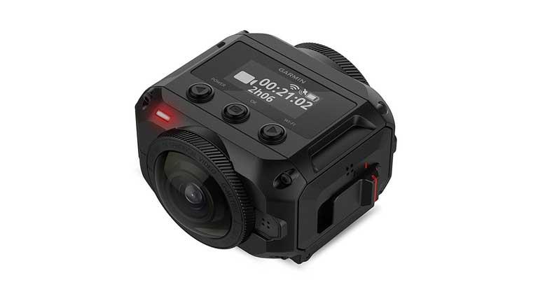 دوربین-۳۶۰-درجه-Garmin-Virb-360