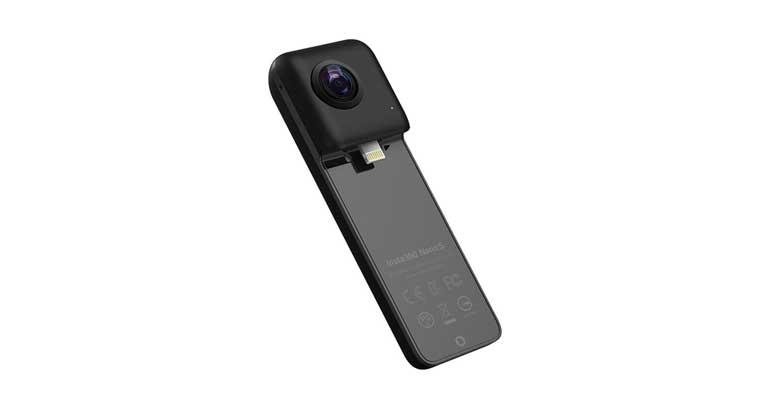 دوربین-۳۶۰-درجه-Insta360-nano-S
