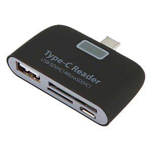 OTG تایپ سی | رم ریدر type c | رم ریدر USB C | رم ریدر تایپ سی | خرید رم ریدر USB C | تبدیل OTG Type C | اتصال فلش مموری به Type c | ای خرید