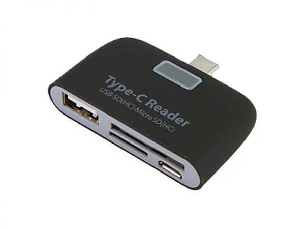 رم ریدر Type C رم ریدر USB C