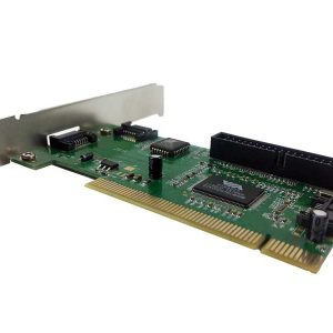 کارت تبدیل PCI به SATA   کارت ساتا   کارت PCI ساتا   PCI to SATA   PCI to IDE SATA