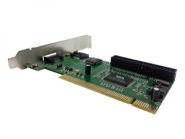 کارت تبدیل PCI به SATA | کارت ساتا | کارت PCI ساتا | PCI to SATA | PCI to IDE SATA