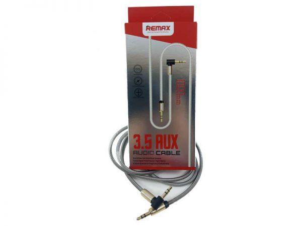 کابل صدا استریو ریمکس مدل LH-335 | کابل صدا ریمکس فلزی | کابل صدا ریمکس LH335
