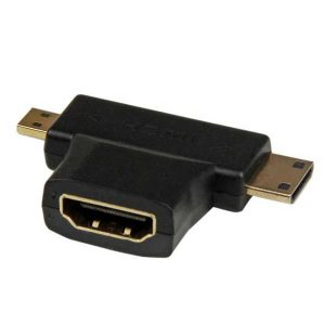 تبدیل مینی HDMI و میکرو HDMI به HDMI | تبدیل مینی HDMI | تبدیل میکرو HDMI