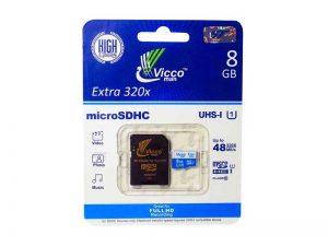 کارت حافظه Vicco ظرفیت 8 گیگابایت | مموری کارت Vicco ظرفیت 8 گیگابایت | رم موبایل Vicco ظرفیت 8 گیگابایت |