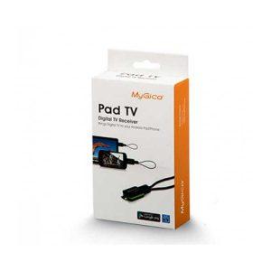 گیرنده دیجیتال اندروید |MYGICA PAD TV PT115 | گیرنده دیجیتال موبایل | پد TV موبایل