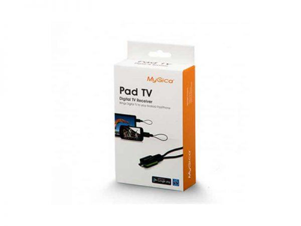 گیرنده دیجیتال اندروید MYGICA PT115 | پد TV موبایل MYGICA PT115 | گیرنده دیجیتال تلویزیون موبایل PT115 | دریافت تصاویر تلویزیون روی موبایل | دستگاه گیرنده دیجیتال مخصوص تبلت |
