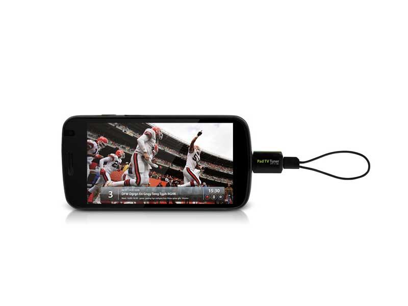 دریافت تصاویر تلویزیون روی موبایل | دستگاه گیرنده دیجیتال مخصوص تبلت |