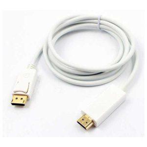 کابل دیسپلی پورت به HDMI | کابل displayport به hdmi | تبدیل دیسپلی پورت به hdmi |کابل تبديل displayport به hdmi | کابل تبدیل دیسپلی به hdmi |
