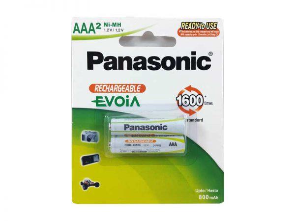 باتری پاناسونیک aaa شارژی | باتری نیم قلمی AAA | باتری شارژی پاناسونیک AAA | باطری نیم قلمی panasonic | قیمت باتری قلمی پاناسونیک |