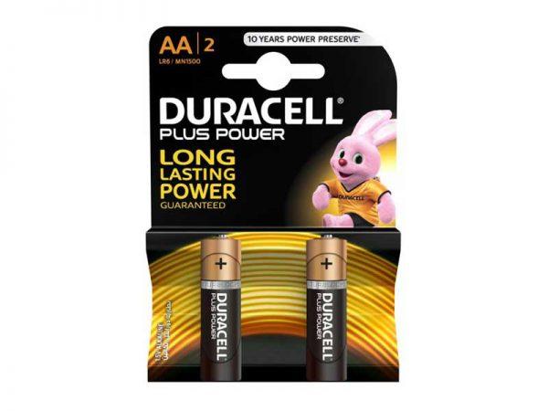باتری قلمی دوراسل |باتری قلمی آلکالاین دوراسل | باتری قلمی دوراسل اصل | قیمت باتری قلمی دوراسل | باتری Duracell plus power |